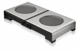 HP 2 Warmhalteplatten für Glas- und Edelstahlkannen