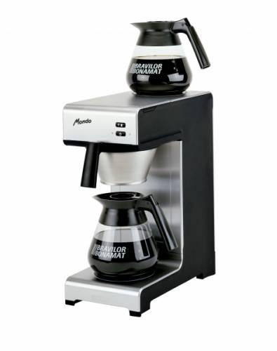 bonamat mondo 2 gewerbe kaffeemaschine f r gastronomie. Black Bedroom Furniture Sets. Home Design Ideas