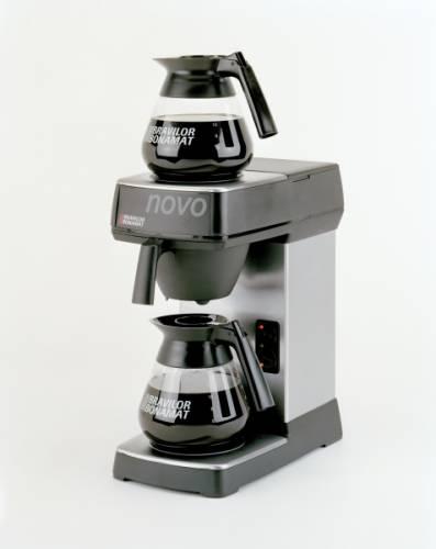 Bonamat Novo  Gewerbe Kaffeemaschine für Gastronomie & Büro # Kaffeemaschine Für Büro
