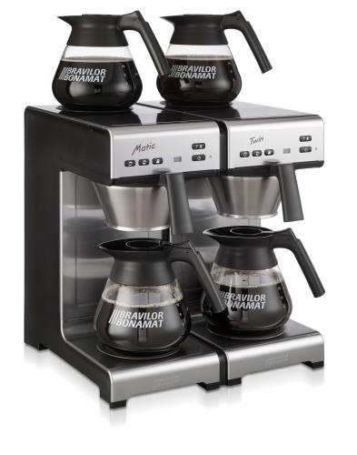 Bonamat Matic Twin  Gewerbe Kaffeemaschine für  -> Kaffeemaschine Für Büro