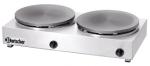 Bartscher Crépegerät Gas, 2 Platten, 400mm