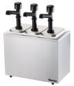 Bartscher Pumpstation, 3 Pumpen 3x 3,3L