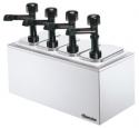 Bartscher Pumpstation, 4 Pumpen 4x 3,3L