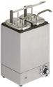 Neumärker Soßenspender 2x 3 Liter - warm, 2 Pumpen